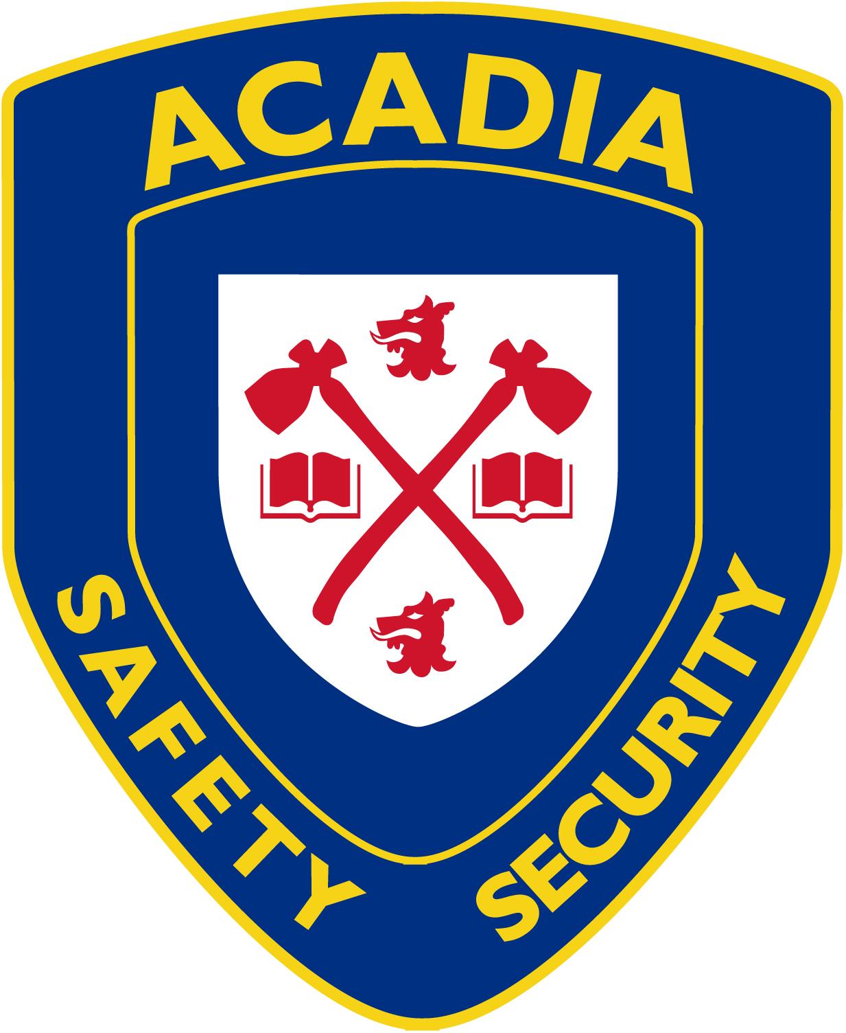 Security And Safety Logo Acadia Safety And Security